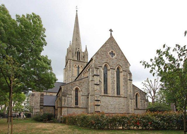 St John the Evangelist, Notting Hill