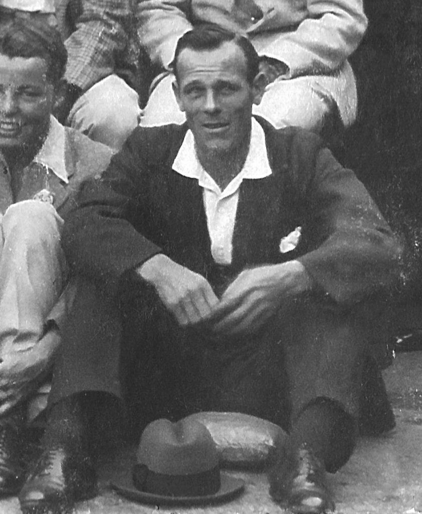 Frederick William Frank Davies