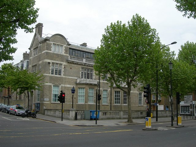 Notting Hill Police Station, Ladbroke Grove