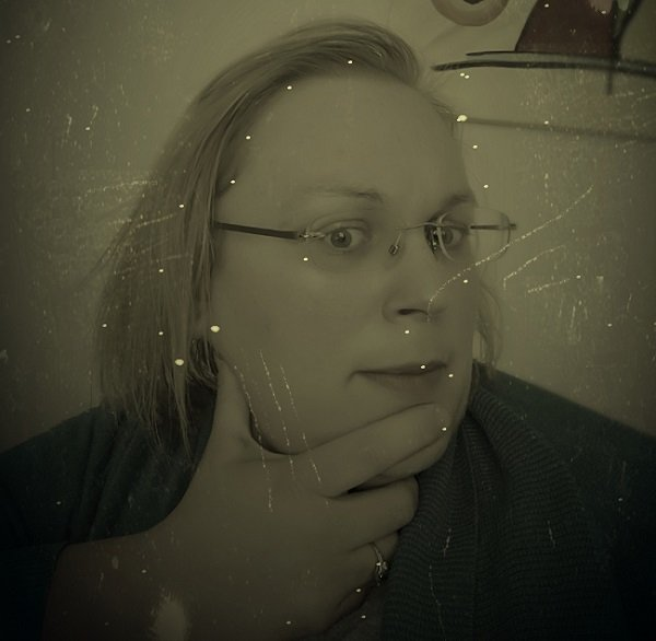 Me looking indecisive. Review of Guild of One Name Studies.