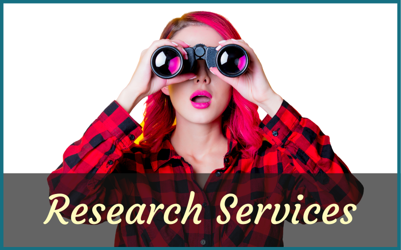 Family History Research Services